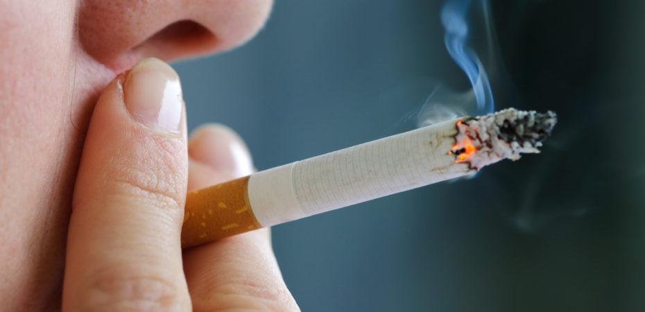 Roken is een van de leefstijlkeuzes die een grote impact kunnen hebben.