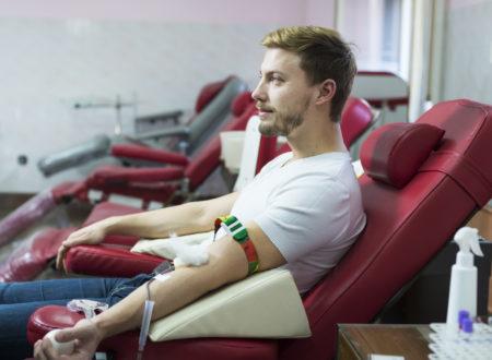 Homo- en bimannen mogen niet zomaar bloed doneren.